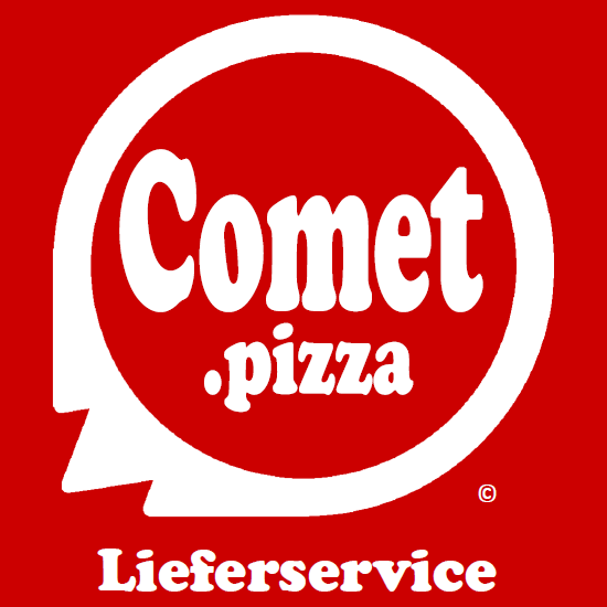 Logo Comet Pizza